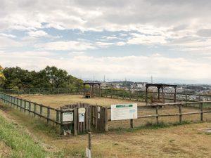 飯綱山公園ドッグラン 中型犬・大型犬用(長野県小諸市)