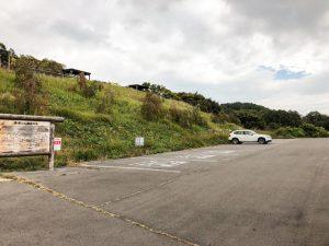 飯綱山公園ドッグラン 駐車場(長野県小諸市)